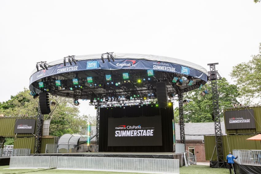 Commencement 2021 Will Take Place at SummerStage in Central Park