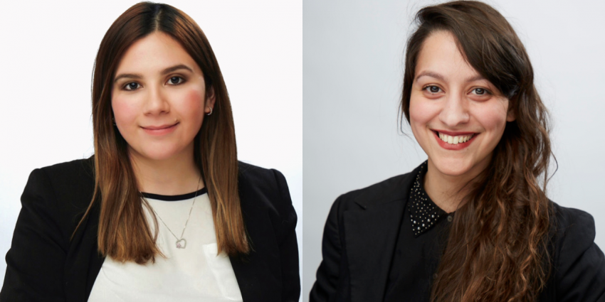 Andrea Barrientos and Sadie Casamenti Selected as Immigrant Justice Corps Fellows